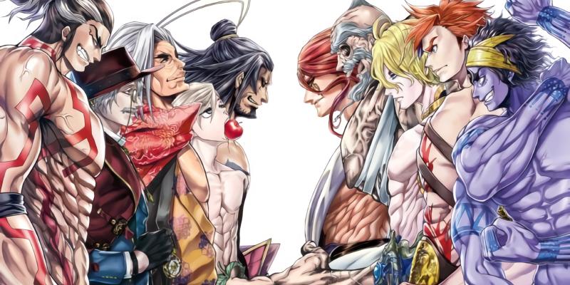 Manga Shuumatsu no Walkure Resmi Mendapatkan Adaptasi Anime 1