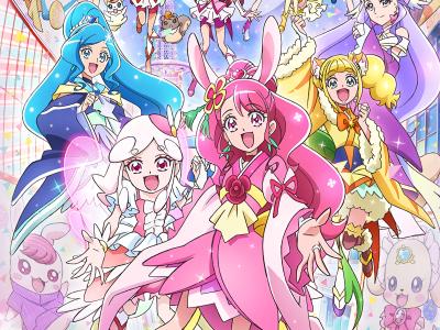 Staf untuk Film Anime Healin' Good Precure Diumumkan 25