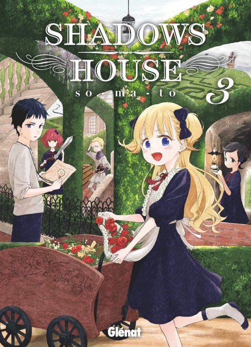 Anime Shadows House Umumkan Shino Shimoji sebagai Pemeran Tambahan Baru 3