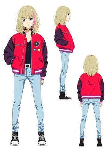 Anime TV Wonder Egg Priority Ungkap Para Pemeran, Staff, Pembawa Tema Lagu sekaligus Tanggal Rilis 5