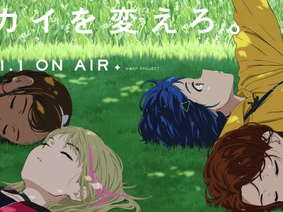 Anime TV Wonder Egg Priority Ungkap Para Pemeran, Staff, Pembawa Tema Lagu sekaligus Tanggal Rilis 2
