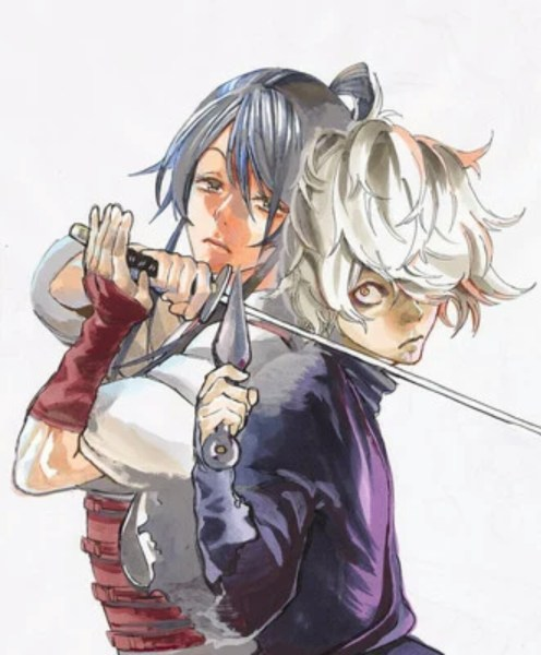 Manga Hell's Paradise Akan Berakhir pada Tanggal 25 Januari 1