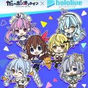 Gashapon X Hololive Rilis Merchandise Bertema Karakter VTuber! 20