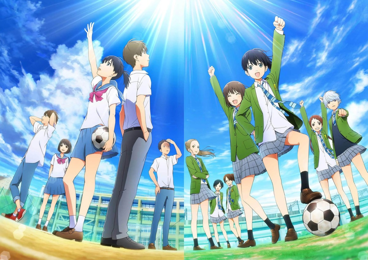 Anime Sayonara Watashi no Cramer Umumkan Kazuhiro Yamaji dan Yumi Uchiyama sebagai Pemeran Tambahan Baru 3