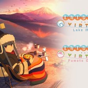 Game Virtual Reality YuruCamp Akan Rilis Pada Maret & April 2021! 123