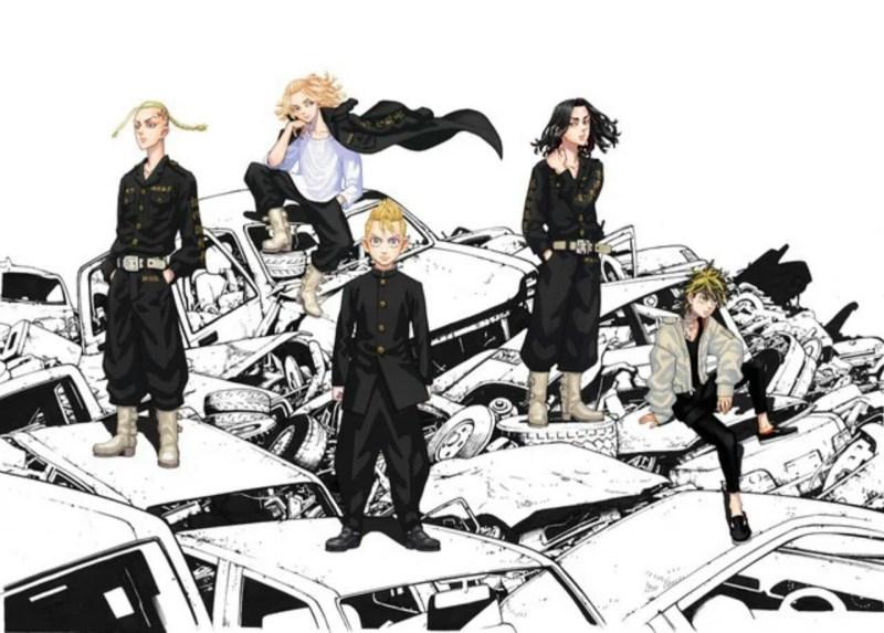 Anime Tokyo Revengers Ungkap Seiyuu Lainnya, Penyanyi Lagu Penutup, dan Tanggal Debutnya 1