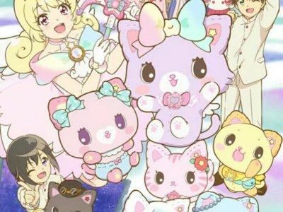 Anime Sekuel Mewkledreamy Mix! Ungkap Karakter Baru, Visual, dan Bulan Debutnya 8
