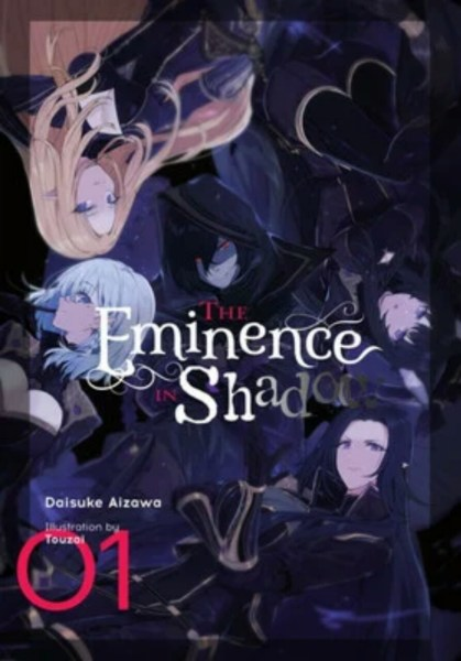 "Novel Ringan Isekai ""The Eminence in Shadow"" Dikonfirmasi Mendapatkan Adaptasi Anime 1"
