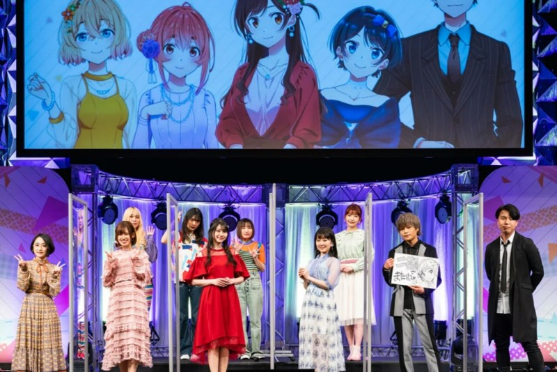 Anime Rent-A-Girlfriend Season 2 akan Tayang pada Tahun 2022 1