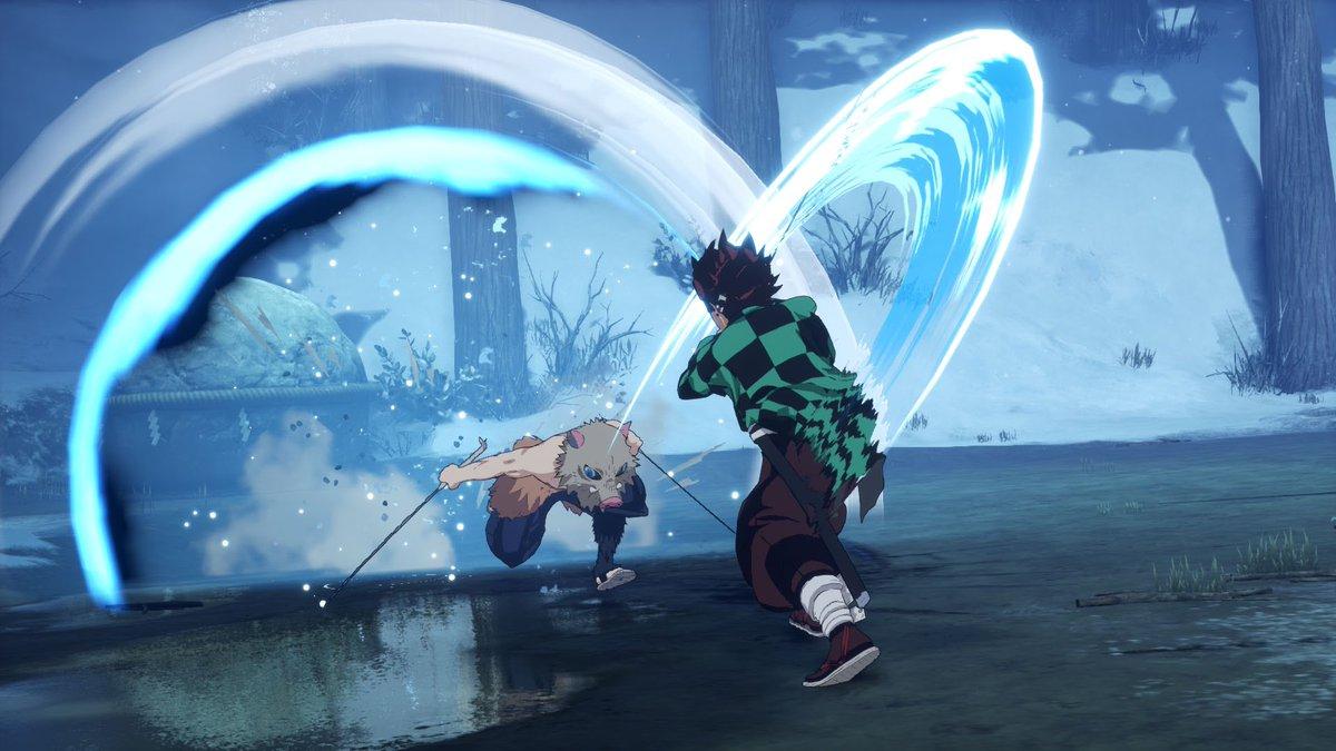 Demon Slayer: Kimetsu no Yaiba tuju PC dan menjadi game Fighting ala Naruto 3