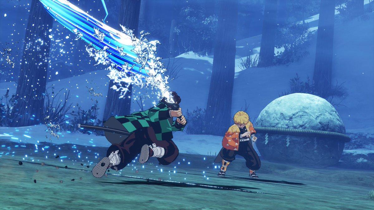 Demon Slayer: Kimetsu no Yaiba tuju PC dan menjadi game Fighting ala Naruto 2