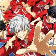 Anime Shakunetsu Kabaddi Ungkap Para Pemeran yang akan Bermain di Tim SMA Souwa 5