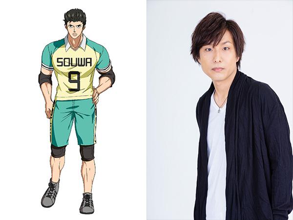 Anime Shakunetsu Kabaddi Ungkap Para Pemeran yang akan Bermain di Tim SMA Souwa 6
