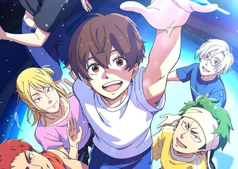 Anime TV Bakuten!! akan Mulai Tayang pada Bulan April 1