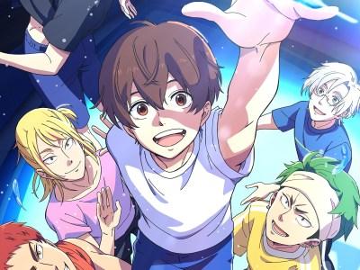 Anime TV Bakuten!! akan Mulai Tayang pada Bulan April 4