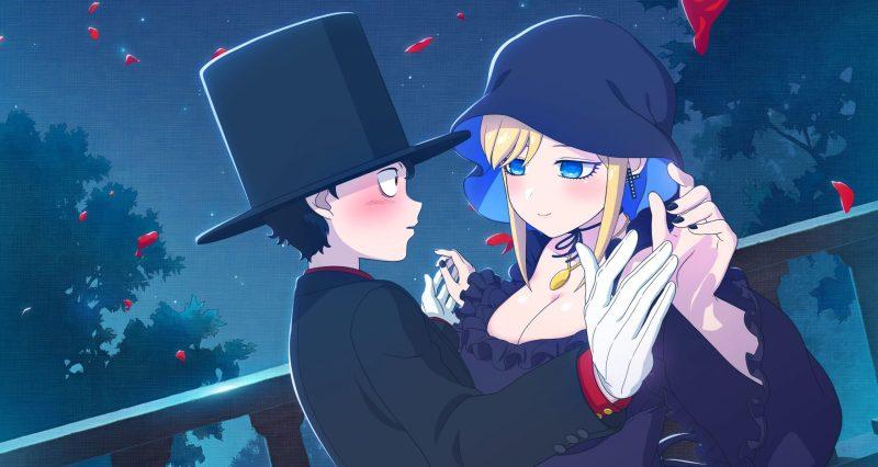 Manga Shinigami Bocchan to Kuro Maid Resmi Mendapatkan Adaptasi Anime TV 1