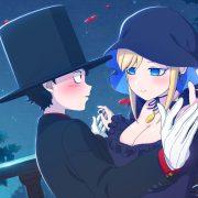 Manga Shinigami Bocchan to Kuro Maid Resmi Mendapatkan Adaptasi Anime TV 11