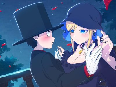 Anime Shinigami Bocchan to Kuro Maid akan Mulai Tayang pada Bulan Juli 14