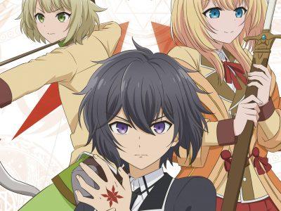 Novel Ringan Shikkaku Mon no Saikyou Kenja Resmi Mendapatkan Adaptasi Anime TV 1
