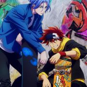 Sk8 The Infinity Mendapatkan Adaptasi Manga 13