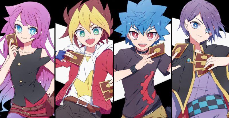 Penayangan Anime Yu-Gi-Oh! Seven akan Mengalami Perubahan Jadwal pada Bulan April 1