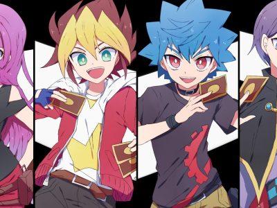 Penayangan Anime Yu-Gi-Oh! Seven akan Mengalami Perubahan Jadwal pada Bulan April 4