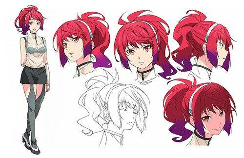 Anime World's End Harem Umumkan 6 Anggota Seiyuu Lainnya 6