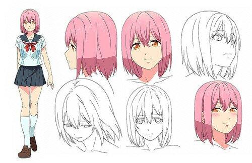 Anime World's End Harem Umumkan 6 Anggota Seiyuu Lainnya 7