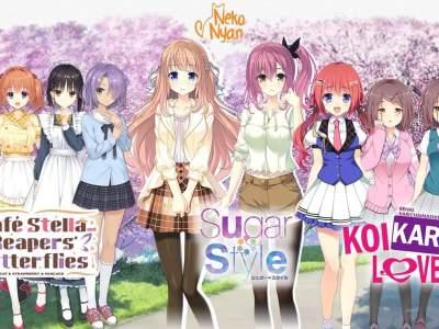 Cafe Stella, Sugar * Style, dan KoiKari: Love for Hire Resmi Mendapatkan Terjemahan Bahasa Inggris 19