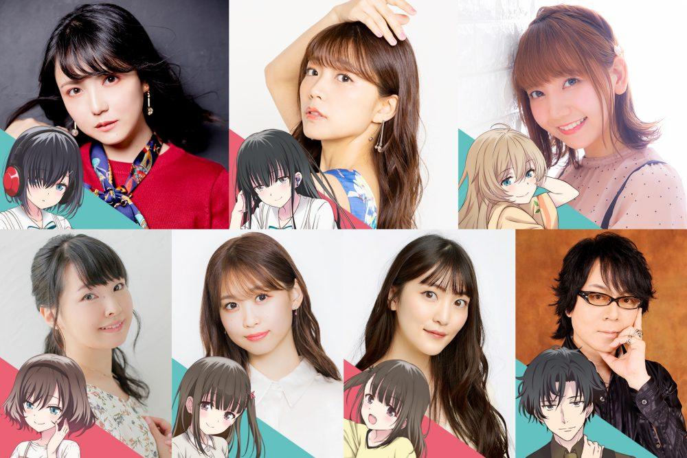 "Anime ""180-Byou de Kimi no Mimi o Shiawase ni Dekiru ka?"" akan Mulai Tayang pada Tanggal 14 Oktober 1"