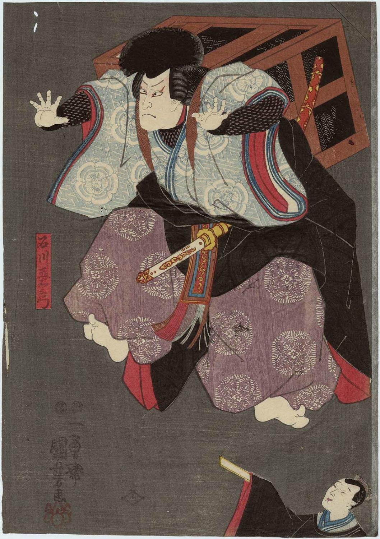 Ishikawa Goemon, Inspirasi Karakter Kozuki Oden di One Piece 3