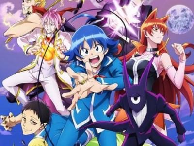 Anime 'Welcome to Demon School, Iruma-kun' Season 2 Ungkap Lagu Pembuka dan Tanggal Tayangnya 8