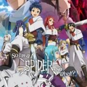 Konomi Suzuki dan Aoi Yūki Membawakan Lagu Tema untuk Paruh Kedua Anime 'So I'm a Spider, So What?' 12