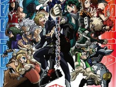 Season Ke-5 Anime My Hero Academia Memperdengarkan Lagu Pembukanya dalam Video Promosi Baru 15