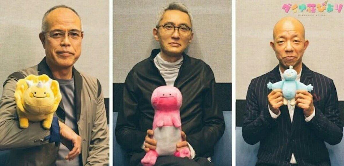 Anime Dinosaur Biyori Ungkap Seiyuu, Lagu Tema, dan Tanggal Debutnya dalam Video Promosi 2