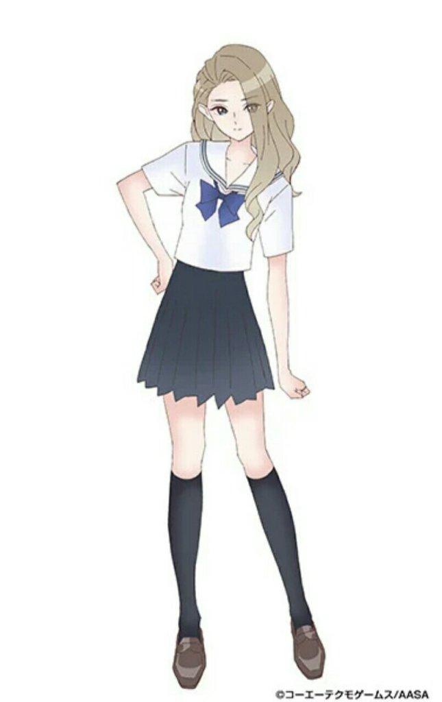 Anime TV Blue Reflection Ray Diperankan oleh Yuka Takakura dan Hitomi Ohwada 2