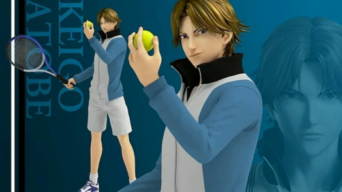 Film 3D CG The Prince of Tennis Ungkap Seiyuu Baru dan Cerita Melintasi Waktu 5