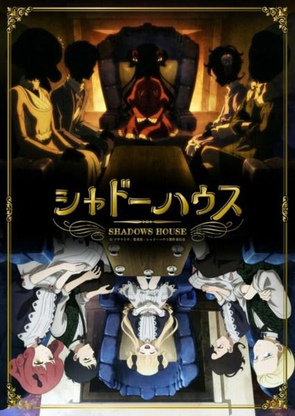 Anime Shadows House Diperankan oleh Saori Ōnishi, Mai Nakahara, Rie Kugimiya 1
