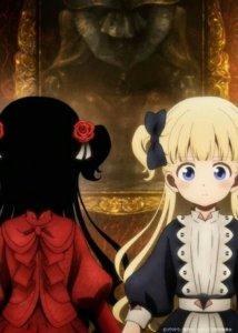 Anime Shadows House Diperankan oleh Saori Ōnishi, Mai Nakahara, Rie Kugimiya 5
