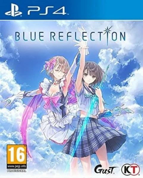 Anime TV Blue Reflection Ray Ungkap 4 Anggota Seiyuu Lainnya 1