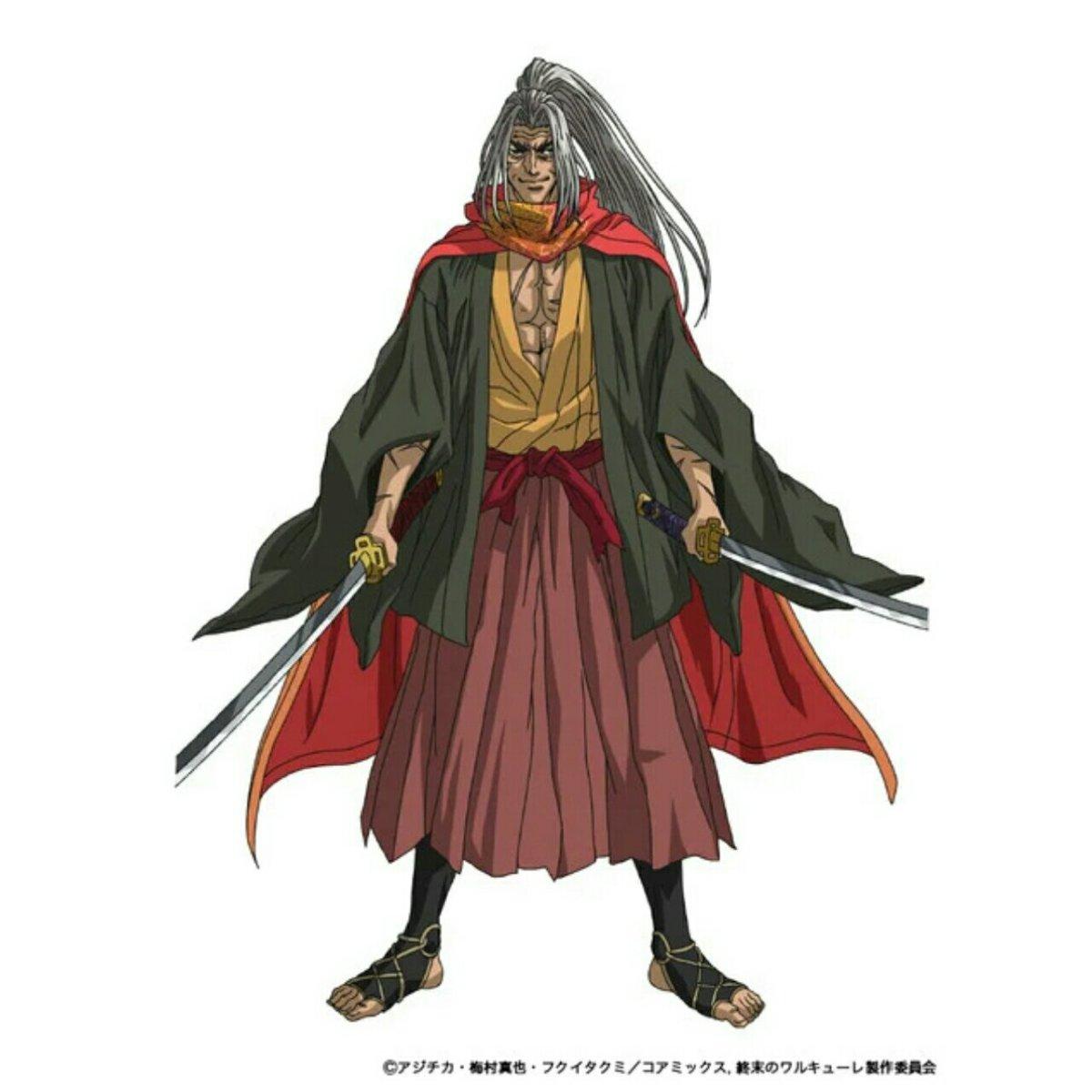 Anime Record of Ragnarok Ungkap 12 Anggota Seiyuu, Visual, Penyanyi Lagu Penutup 3