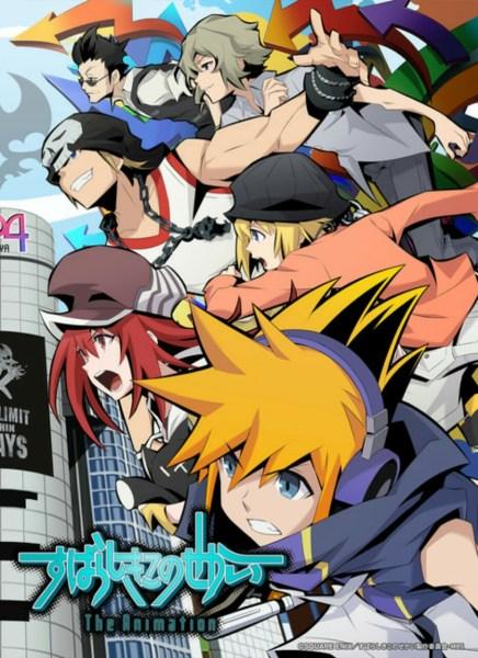 Video Promosi Ketiga Anime The World Ends With You Memperdengarkan Lagu Penutup dari ASCA 1