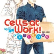 Manga Spinoff Cells at Work and Friends! akan Berakhir pada Tanggal 13 April 10