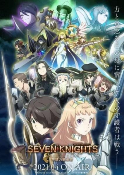 Video Promosi Anime TV Seven Knights Revolution Mengungkap Lagu Pembuka dari flumpool dan Tanggal Debut 1