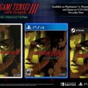 Game Shin Megami Tensei III Nocturne HD Remaster akan Diluncurkan pada Tanggal 25 Mei dengan Rilisan Steam Juga 20