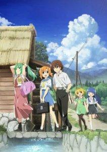 Franchise Higurashi: When They Cry Akan Dilanjutkan dengan Anime TV SOTSU 3