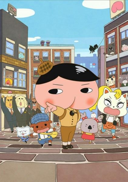 Anime Butt Detective Akan Mendapatkan Episode Baru pada Tanggal 3 April Setelah Jeda 10 Bulan 1