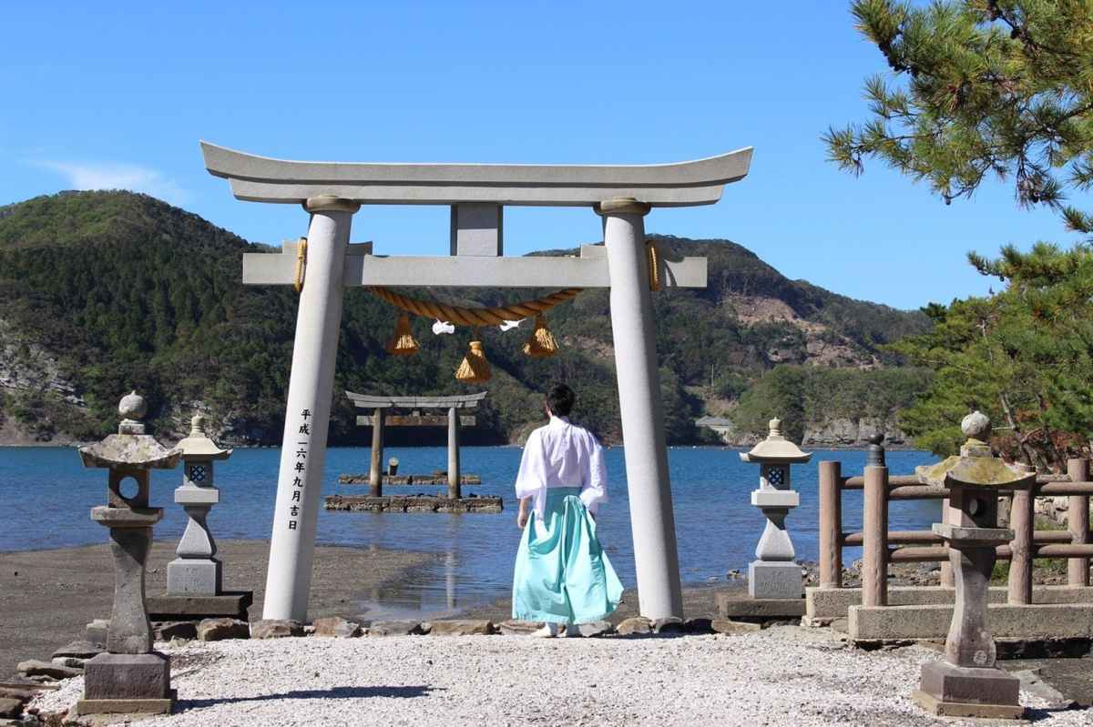 Dev. Ghost of Tsushima diberi Gelar Duta Pariwisata oleh Pulau Tsushima 2