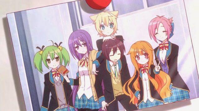 20 Klub Sekolah Teraneh yang Pernah Ada di Anime 18