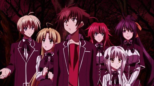 20 Klub Sekolah Teraneh yang Pernah Ada di Anime 13